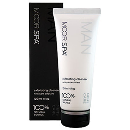 Moor Spa Man Exfoliating Cleanser