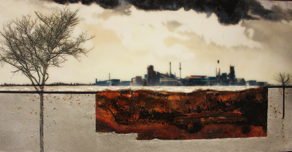 """""""The Industrial Landscape"""""""