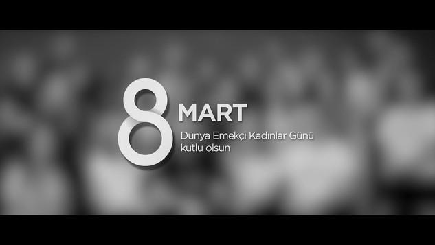 GittiGidiyor 8 Mart Dünya Kadınlar Günü Filmi