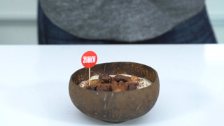 Züber Çikolata - Züber Dondurma