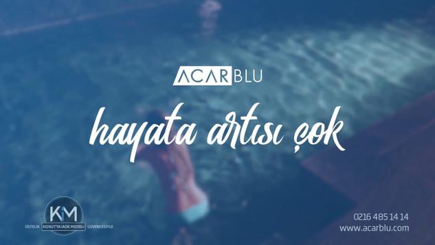 AcarBlu: Özel