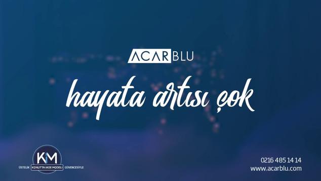 AcarBlu: Konfor