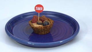 Züber Çikolata - Züber Mini Tart