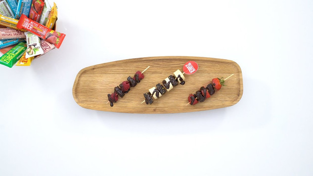 Züber Çikolata - Züber Meyve Çubukları