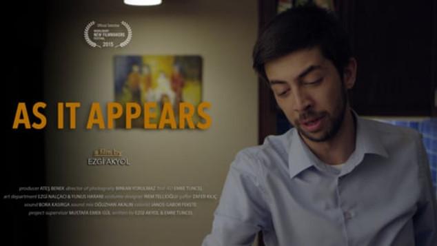 As It Appears / Göründüğü Gibi // Short Film
