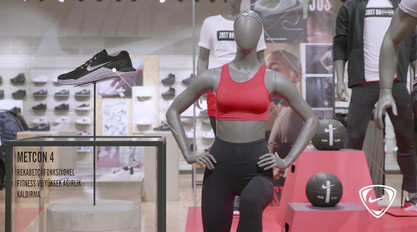 Nike - Cross Category Kampanya Alanı