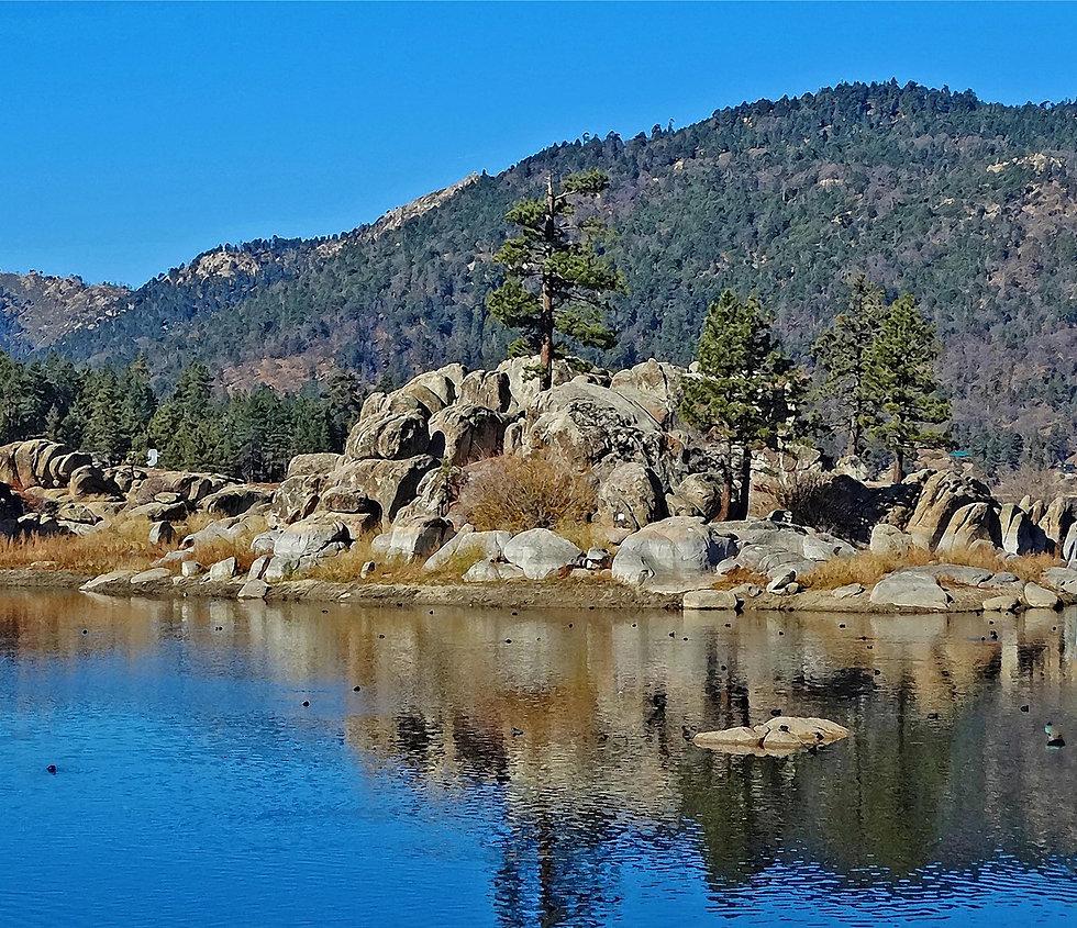 Big Bear Lake 02 Dry Brush.jpg