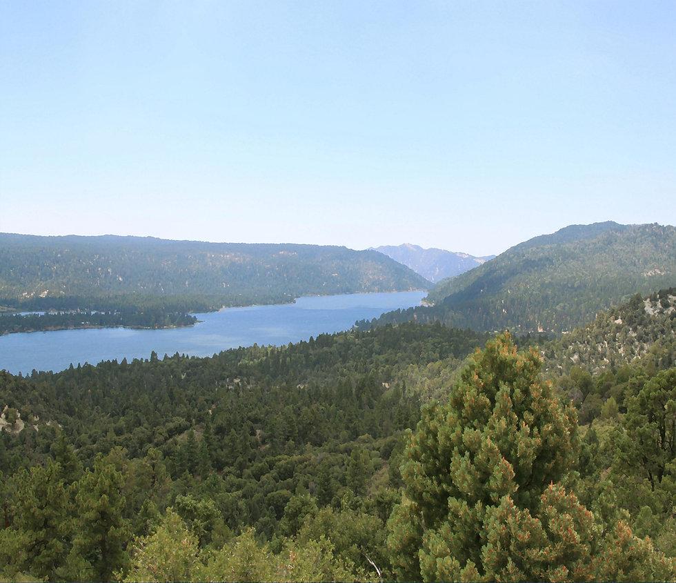 Big Bear Lake 01 Dry Brush.jpg