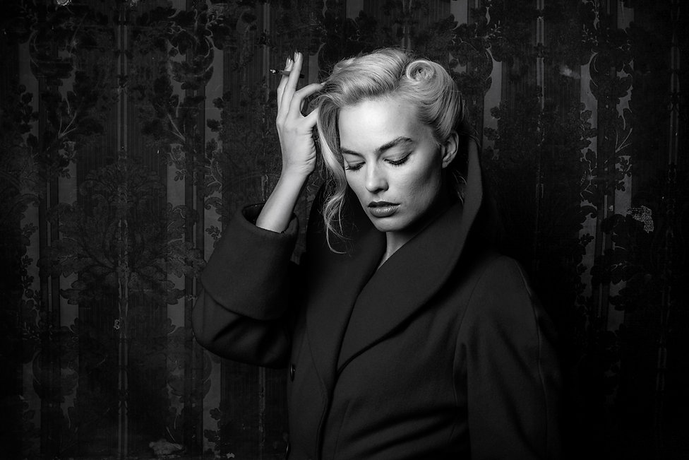 Margot Robbie  © mika cotellon