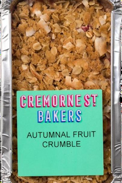 Cremorne Street Bakers / Autumn Fruit Crumble