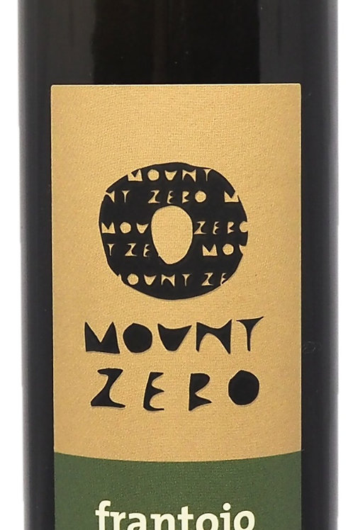 MOUNT ZERO / Frantoio - Single Variety Extra Virgin Olive Oil - NEW PRESSING!