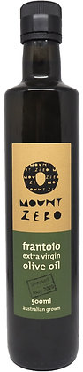 MOUNT ZERO / Frantoio - Single Variety Extra Virgin Olive Oil 2020 Pressing