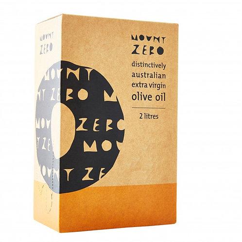 MOUNT ZERO / Organic Extra Virgin Olive Oil / 2L / NEW PRESSING!