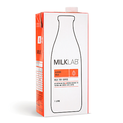MILKLAB / Long Life Almond Milk / 1L