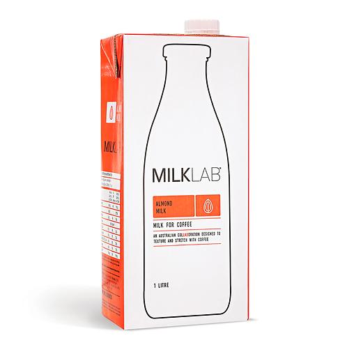 MILKLAB / Long Life Almond Milk / 1L