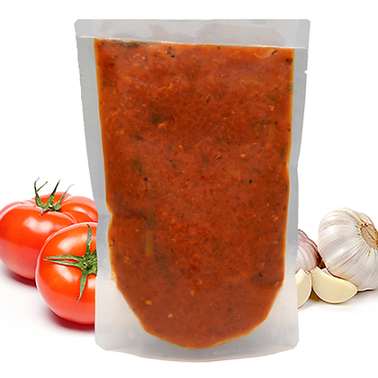 Fresh Napolitana Sauce / 400mL (delivered frozen)