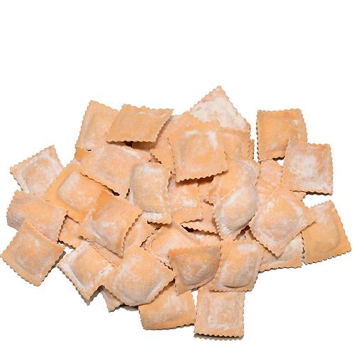 Freshly Cut Capsicum, Fennel Seed & Ricotta Ravioli (delivered frozen)