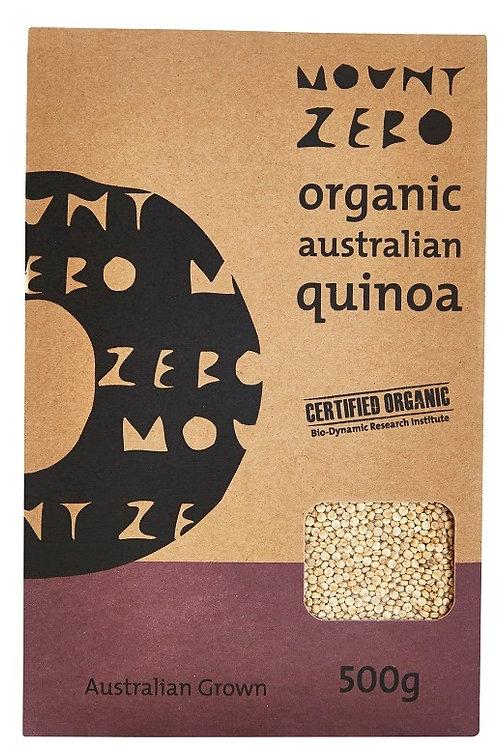 MOUNT ZERO / Organic Australian Quinoa / 500g