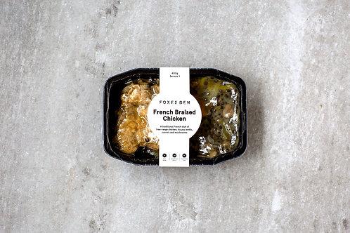 Foxes Den / French Braised Chicken (Delivered Frozen)