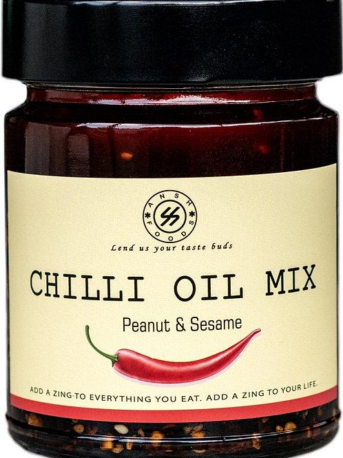Peanut & Sesame Chilli Oil Mix
