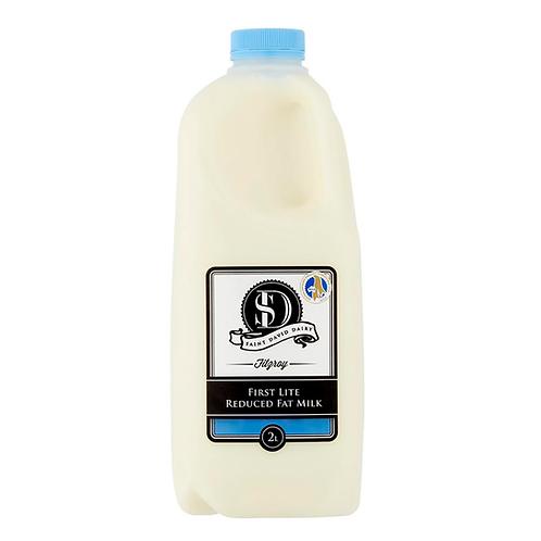 Saint David Dairy / First Lite Reduced Fat Milk / 2L