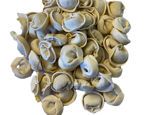 Freshly cut Veal Tortellini