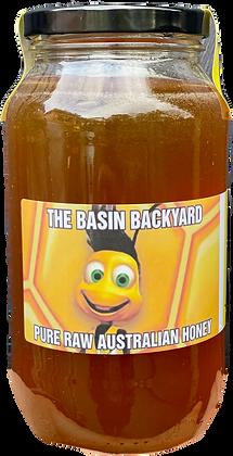 RAW HONEY / Mixed Blossom / The Basin Backyard