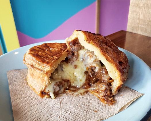 Pie Thief / Steak & Cheese