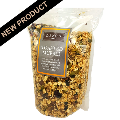 Dench / Toasted Muesli / 750g