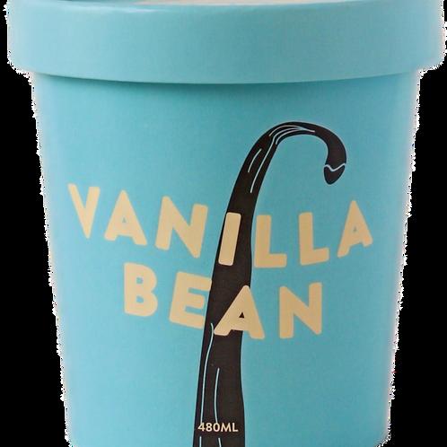 VANILLA BEAN ICE CREAM (480g)