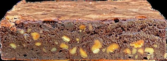 Emma's MEGA Chocolate Walnut BROWNIE