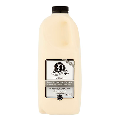 Saint David Dairy / Pure Pouring Cream / 2L