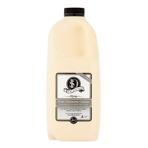 Saint David Dairy / Pure Pouring Cream / 2L