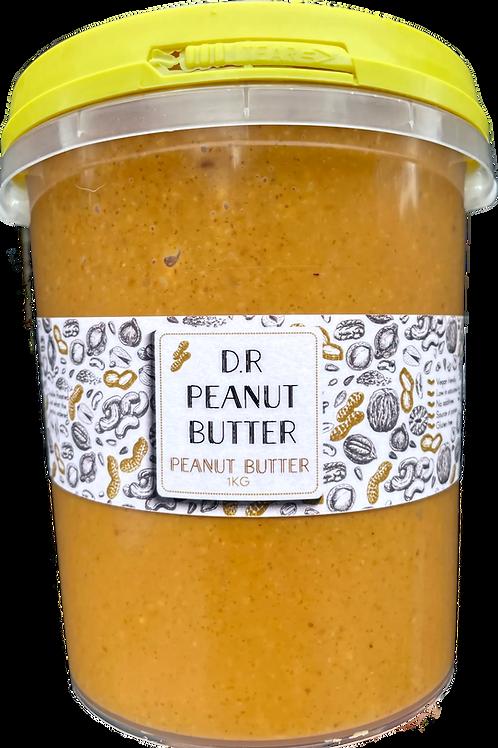 DR. PEANUT BUTTER / DOUBLE ROASTED / Peanut / 1KG