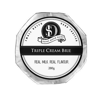Saint David / Triple Cream Brie