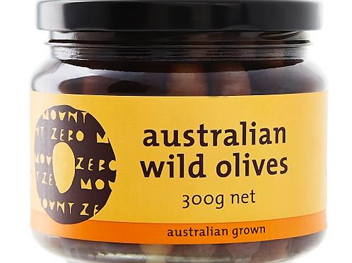MOUNT ZERO / Wild Olives / 300g net