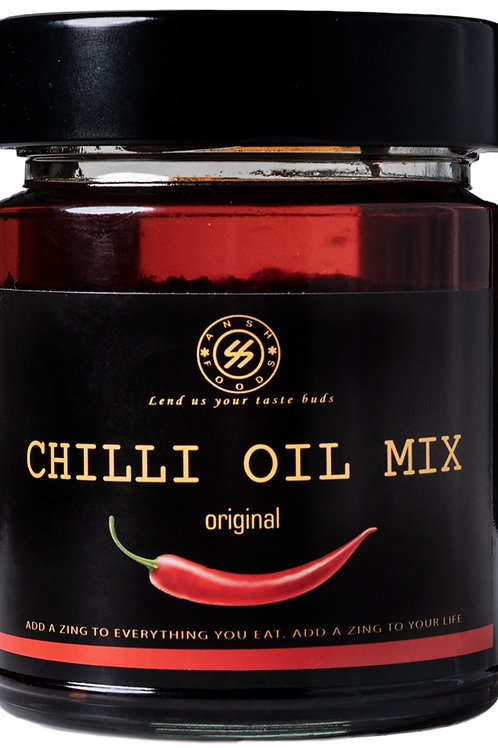 Chilli Oil Mix