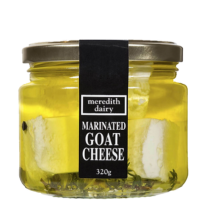 Meredith Dairy / Marinated Goat Cheese / 320g