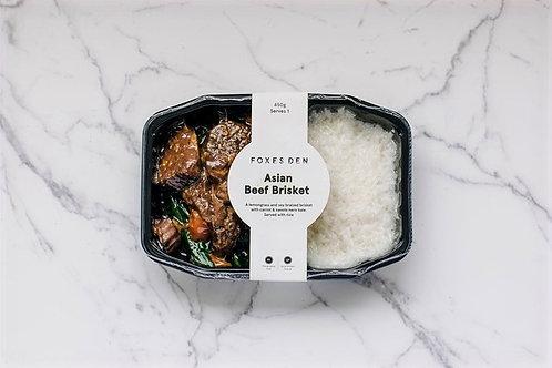 Foxes Den / Asian Beef Brisket (Delivered Frozen)