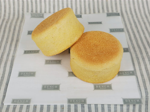 Dench / English Muffins (4 per pack)