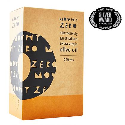 MOUNT ZERO / Frantoio Extra Virgin Olive Oil - NEW PRESSING