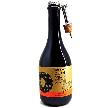 MOUNT ZERO / Organic Extra Virgin Olive Oil / 500ml