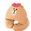 Thumbnail: LINE FRIENDS CHOCO Neck Pillow/頸枕