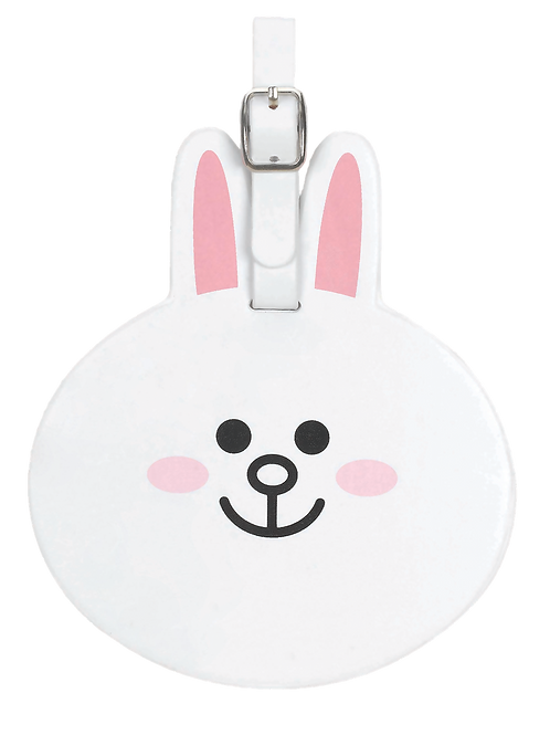 LINE FRIENDS CONY Luggage Tag/行李牌