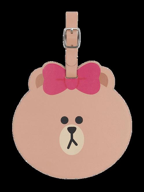 LINE FRIENDS CHOCO Luggage Tag/行李牌