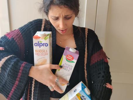 Bevande vegetali: agitar(si) prima dell'uso