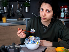 Plastica a colazione