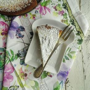 Quando la semplicità regala un attimo immenso: la torta margherita.