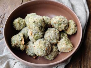 Polpette ai broccoli contro la malinconia