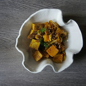 Tofu in salsa speziata: il sapore che non ti aspetti